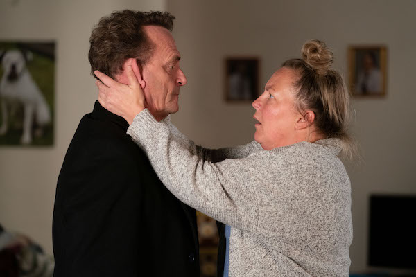 EastEnders viewers beg Karen Taylor and Billy Mitchell to get together