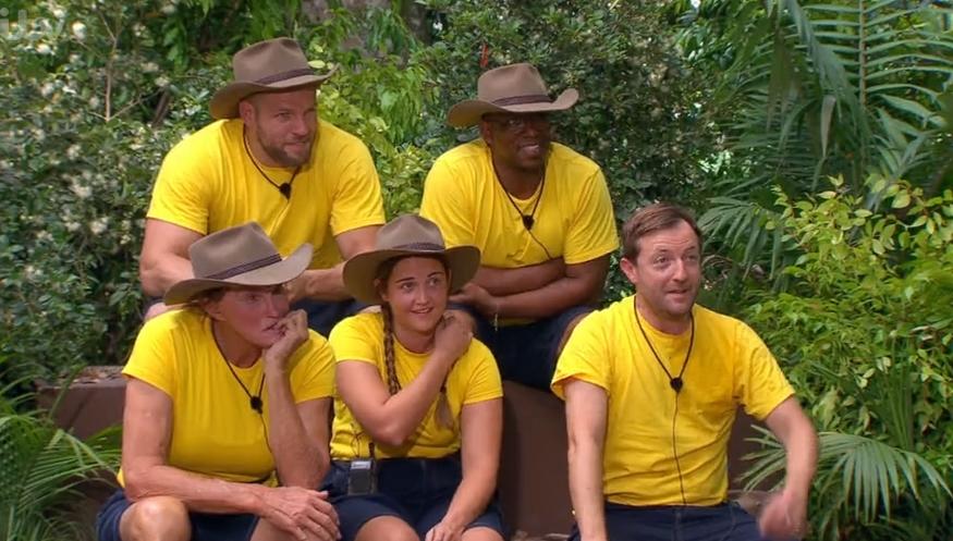 The I'm A Celebrity campmates