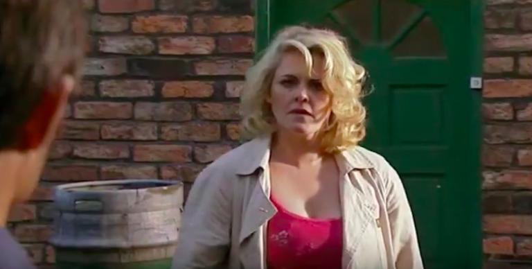 Sally Lindsay as Shelley Unwin Corrie