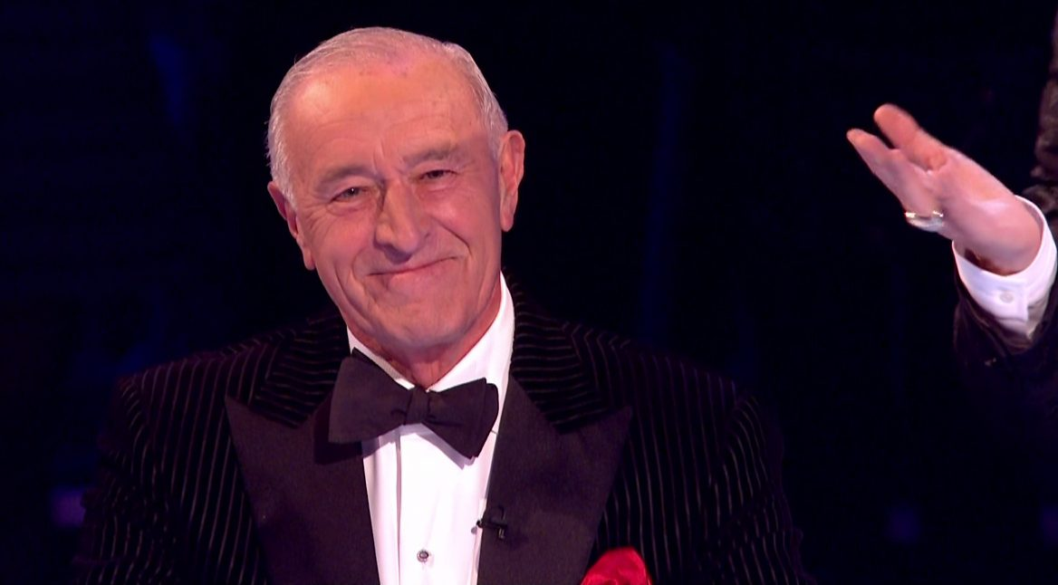 Len Goodman says 'raunchy' Strictly needs to go 'back to its roots'