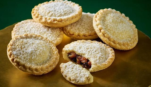 Morrisons is offering a free hot drink and a mince pie to OAPs