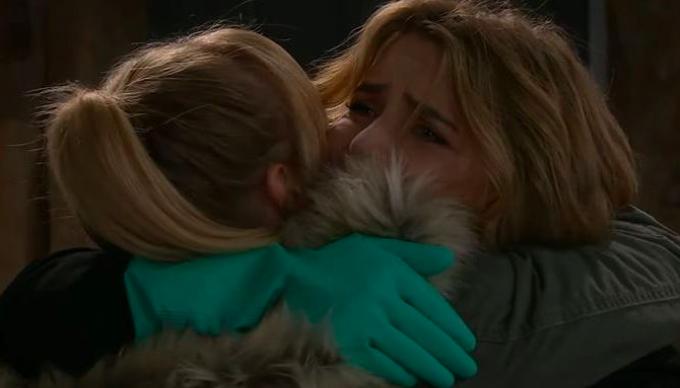 Charity and Vanessa reunite