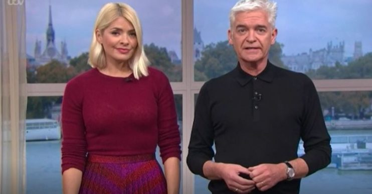 Phillip Schofield and Holly Willoughby
