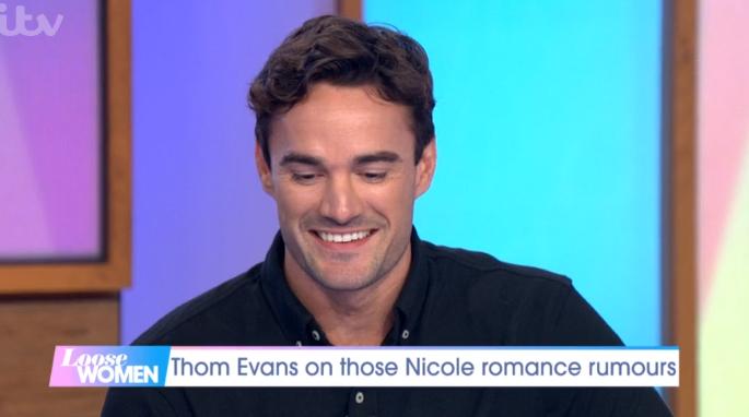 Thom Evans