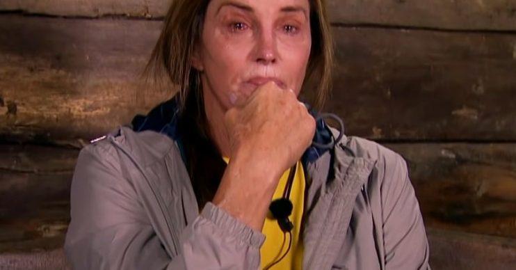Caitlyn Jenner tears