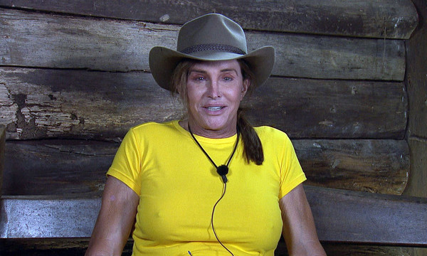 Caitlyn jungle I'm a celeb
