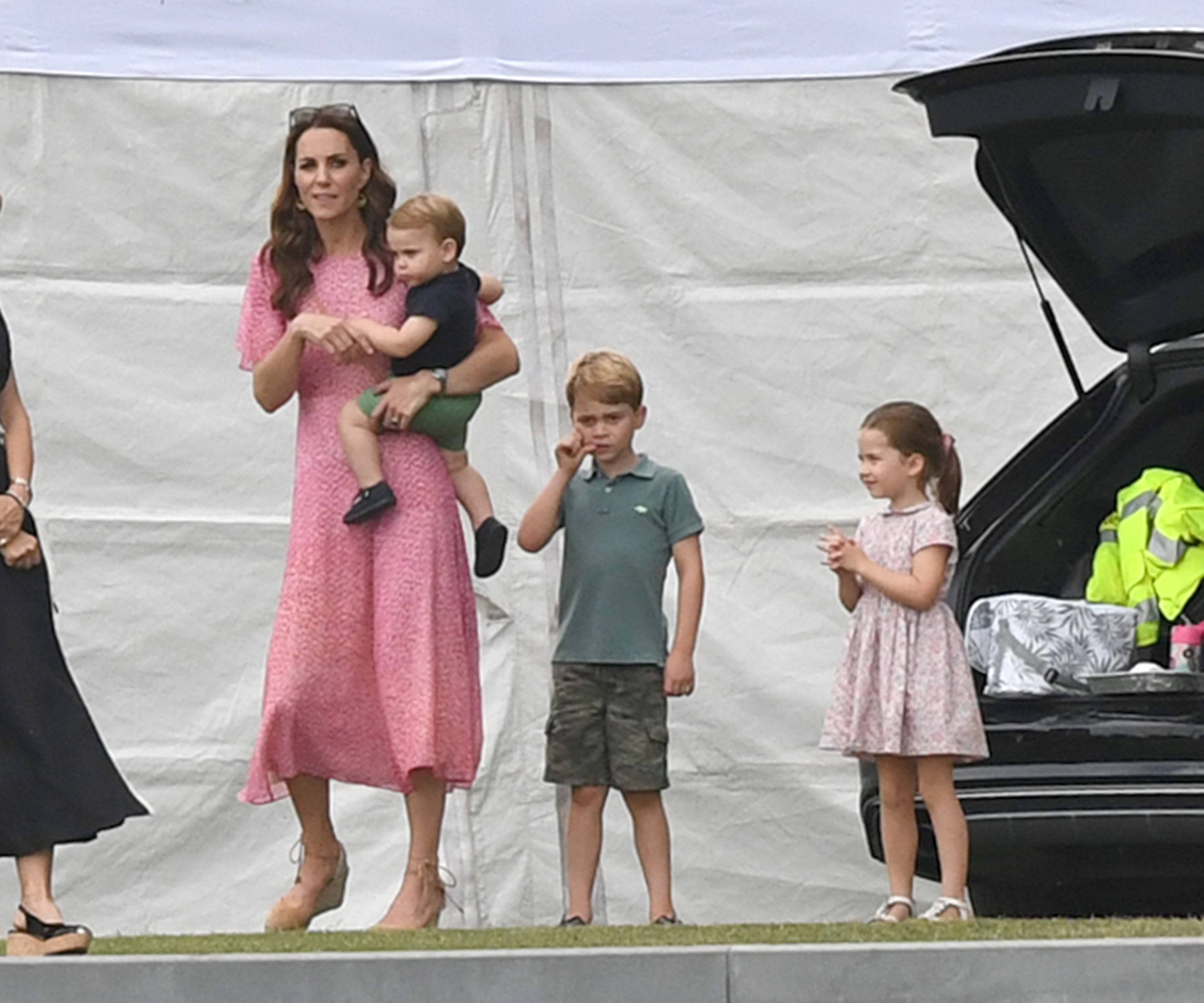 Kate Middleton will not attend awards 'due to the children'