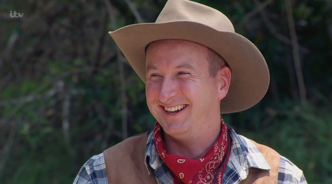 I'm A Celebrity viewers already convinced Andy Whyment will win