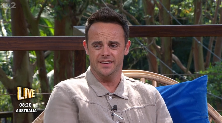Ant McPartlin leaves Dec Donnelly stunned as he makes joke about sobriety