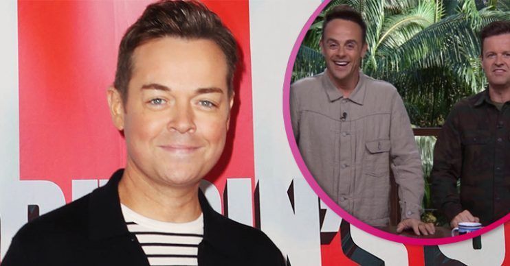 Stephen Mulhern and Ant and Dec