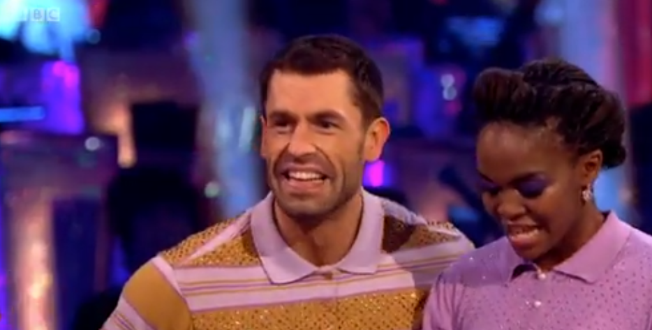 Strictly Come Dancing: Kelvin Fletcher and Karim Zeroual top the leaderboard