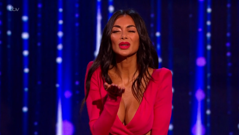 X Factor: Celebrity viewers baffled by judge Nicole Scherzinger's changing accent