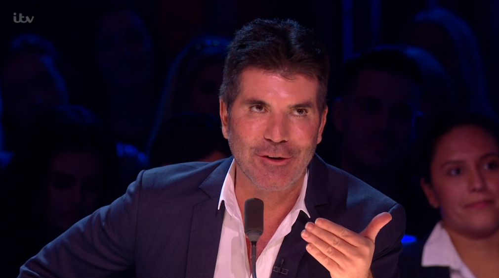 X Factor: Celebrity viewers call for Simon Cowell to be 'banned' after Vinnie Jones comments