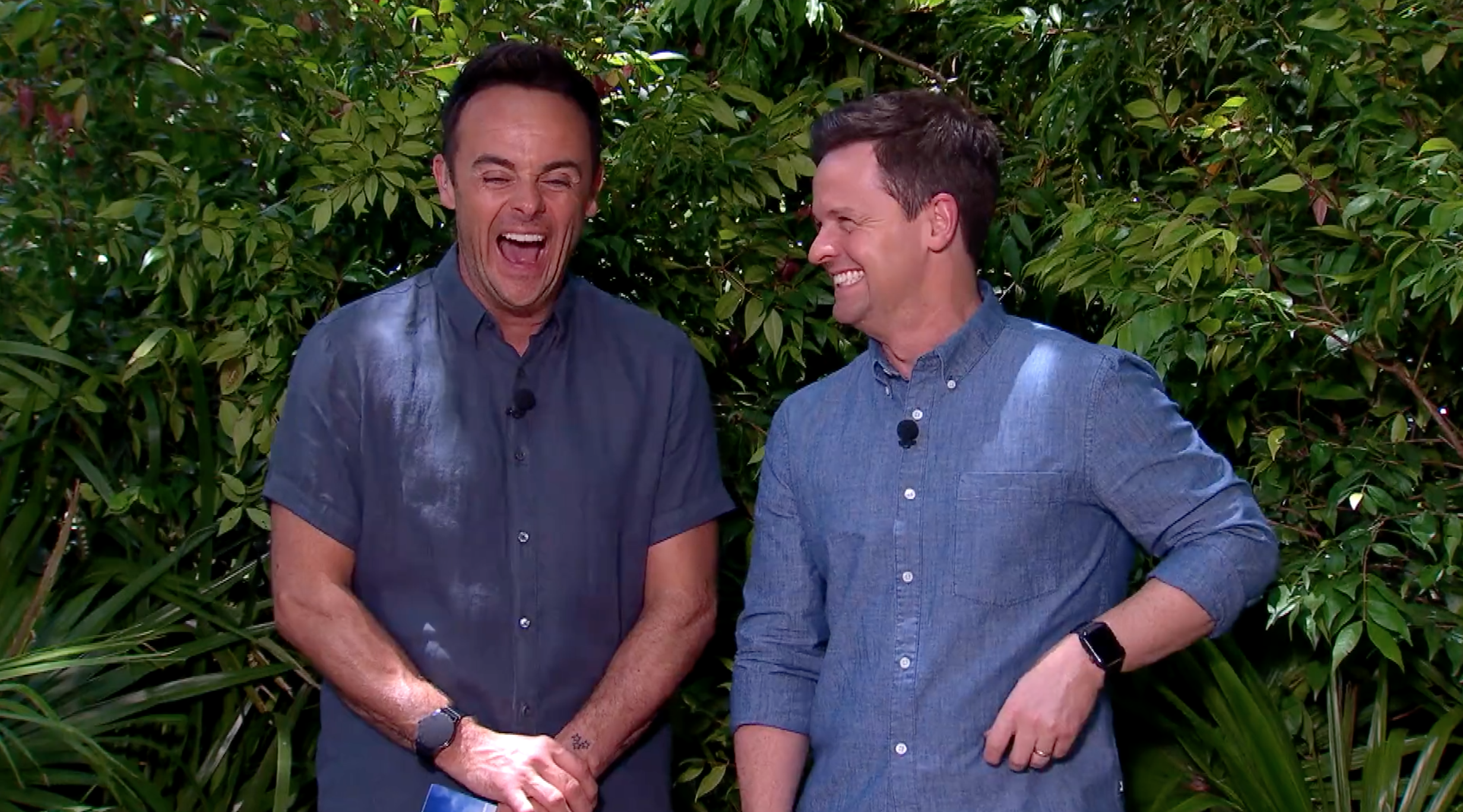 Ant and Dec leave I'm A Celebrity fans confused with photo of them enjoying downtime away from filming