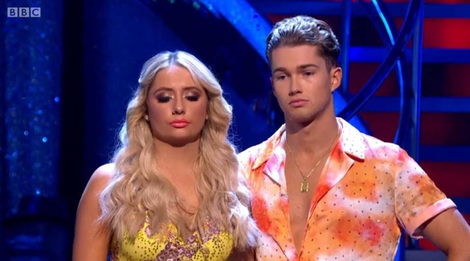 Strictly Come Dancing: AJ Pritchard and Saffron Barker begged bosses to let them skip the Samba