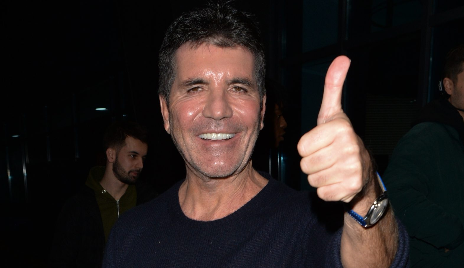Simon Cowell planning Christmas charity single featuring X Factor: Celebrity stars