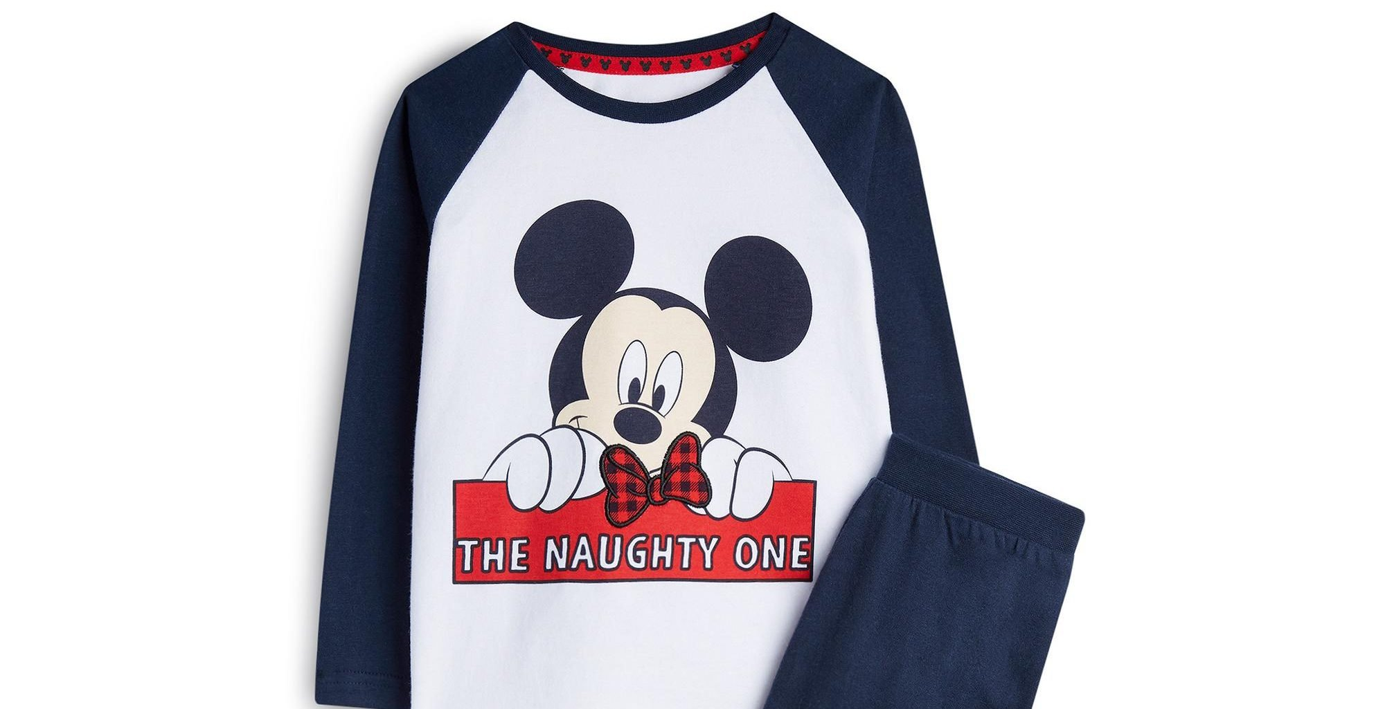 Primark releases matching Mickey and Minnie Disney pyjamas for all the family