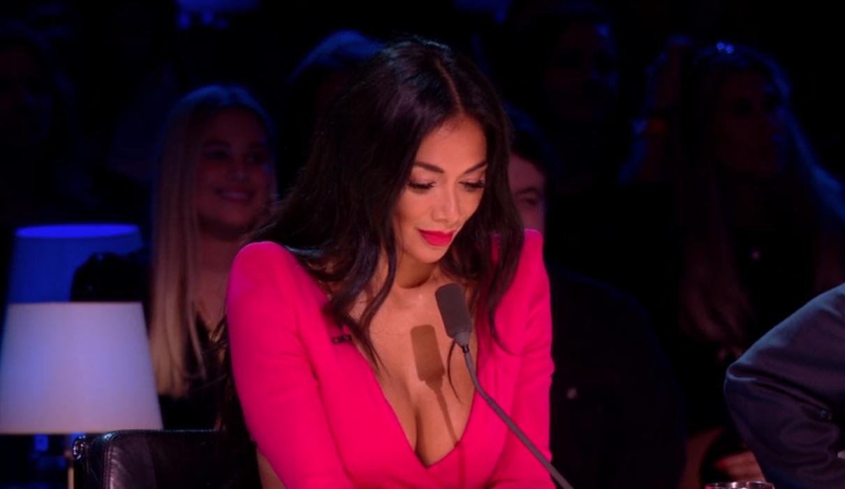 Nicole Scherzinger 'voted Thom Evans off X Factor: Celebrity to save their romance'