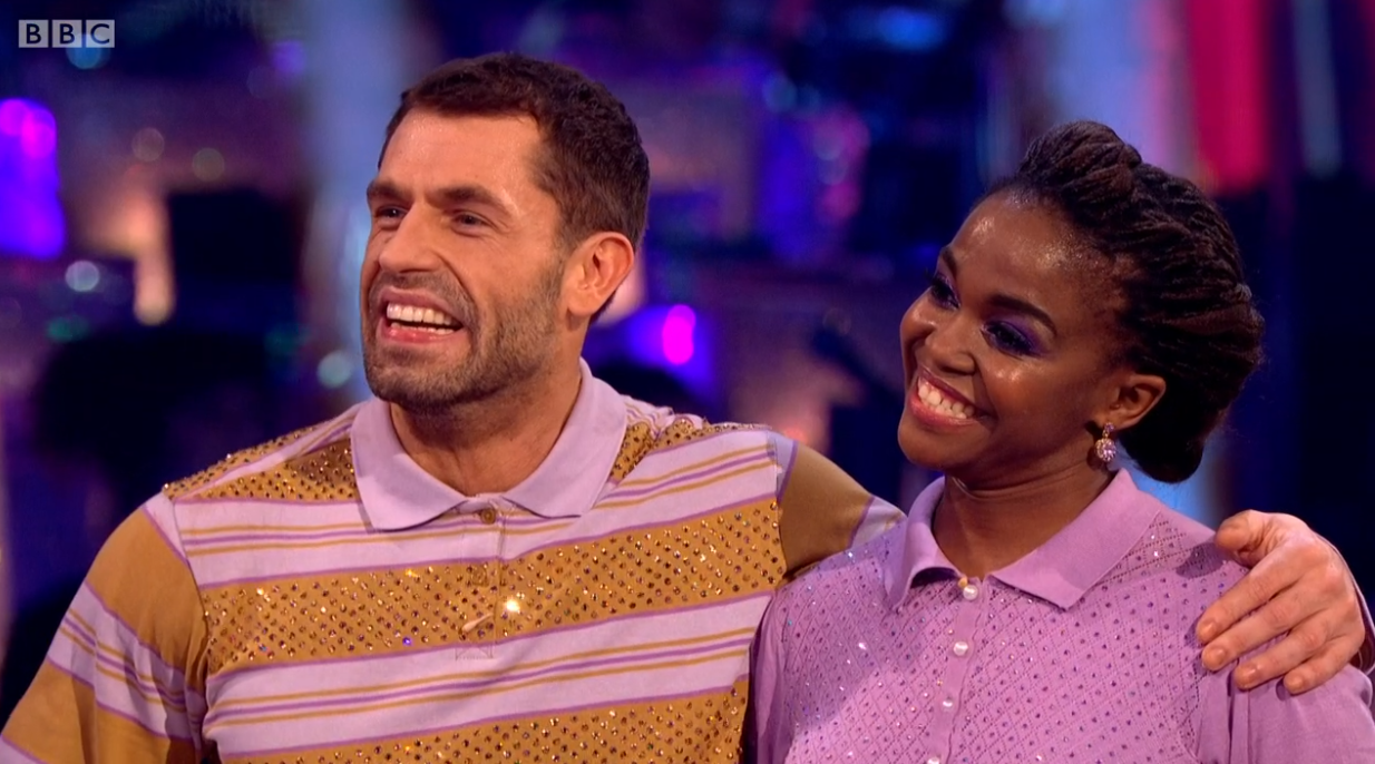 Kevin Fletcher clears up rumours over romance with Oti Mabuse