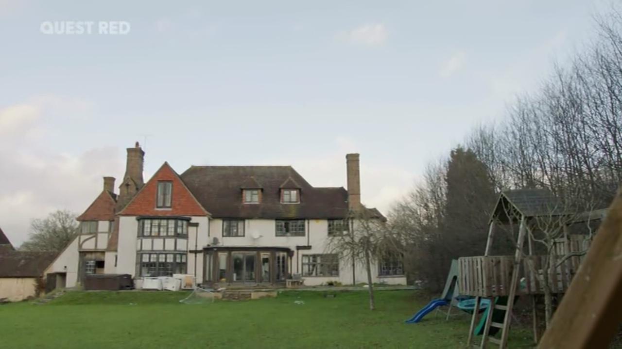 Katie Price's mansion