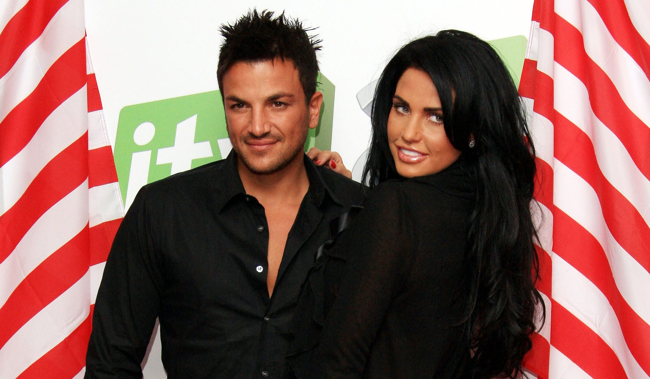 Peter Andre hits back at reports Katie Price 'has been texting him begging him to get back with her'