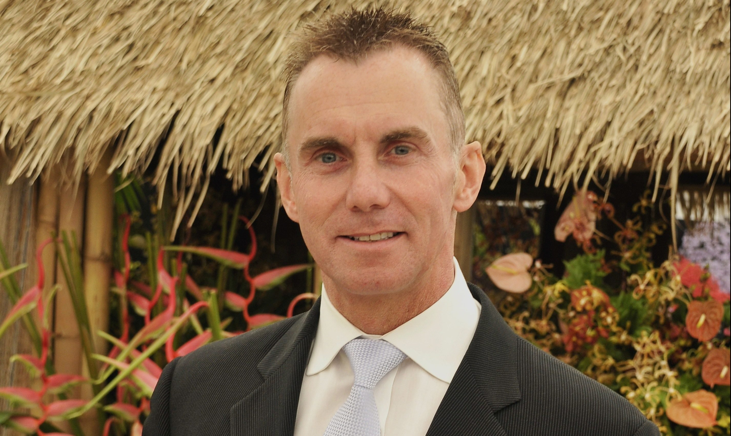 Gary Rhodes died from bleeding on the brain, says family