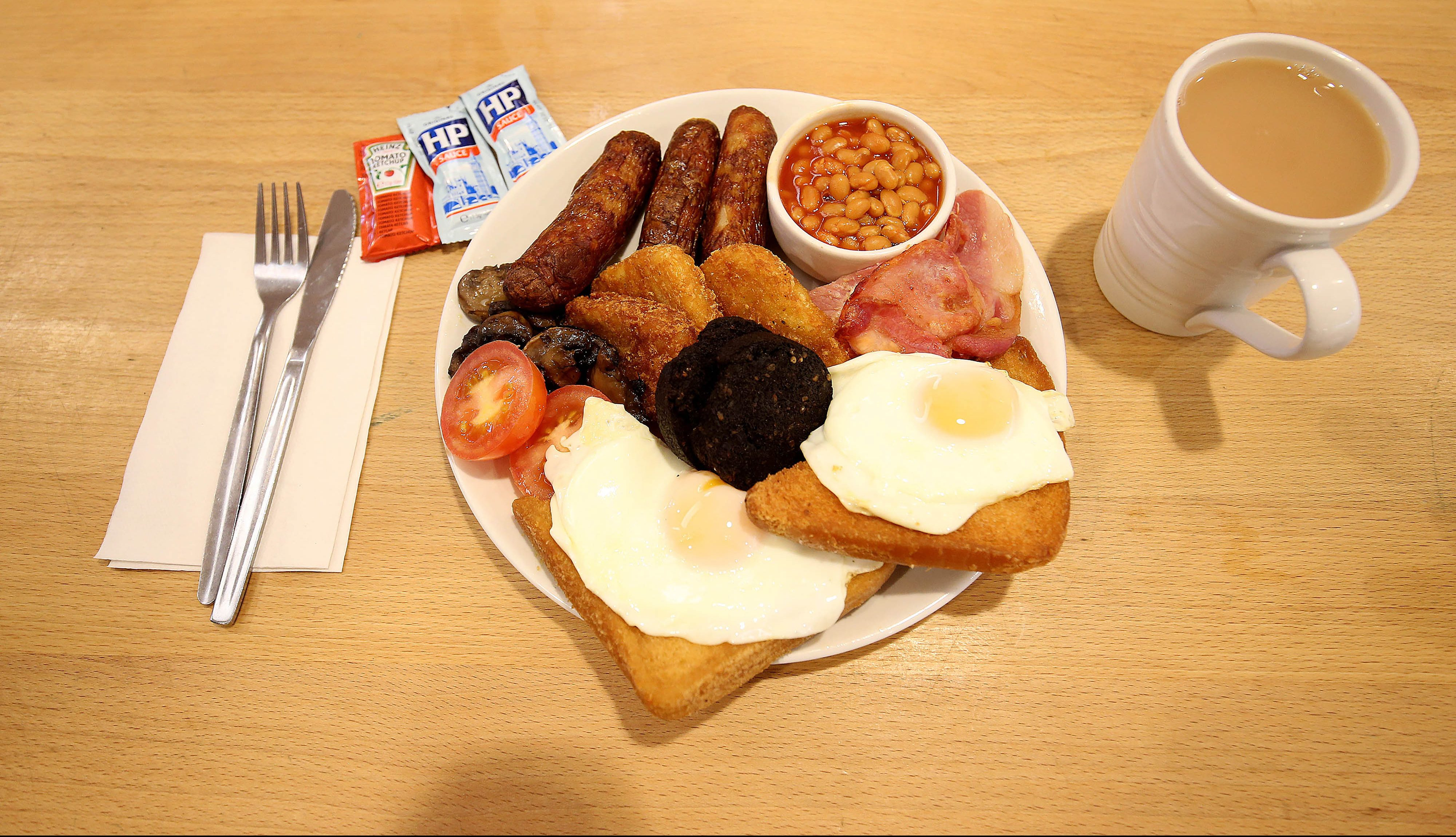 Morrisons shoppers can get a huge 19-piece fry-up for £5 on Black Friday