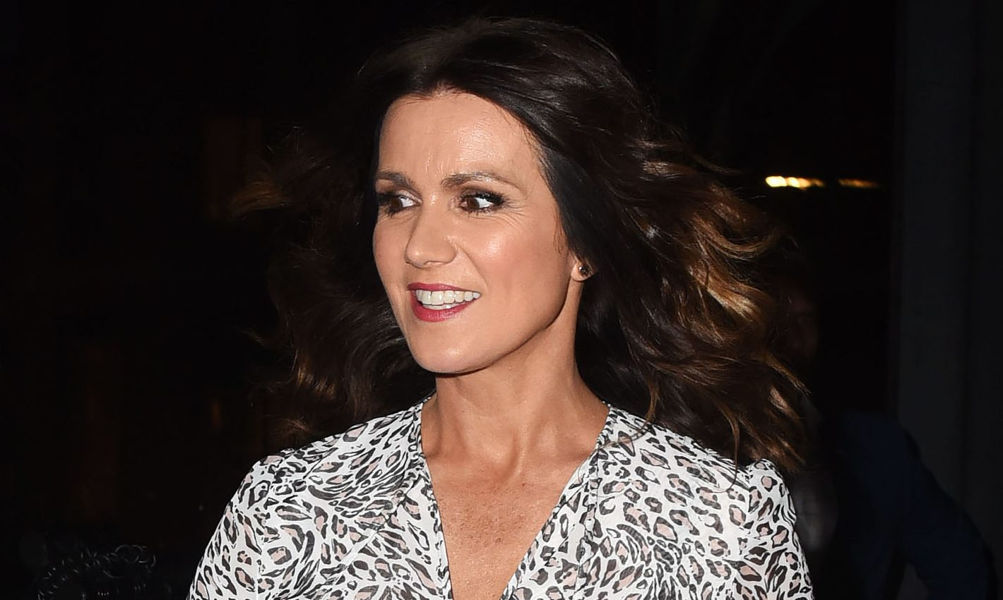 Good Morning Britain's Susanna Reid is the double of her NHS nurse mum