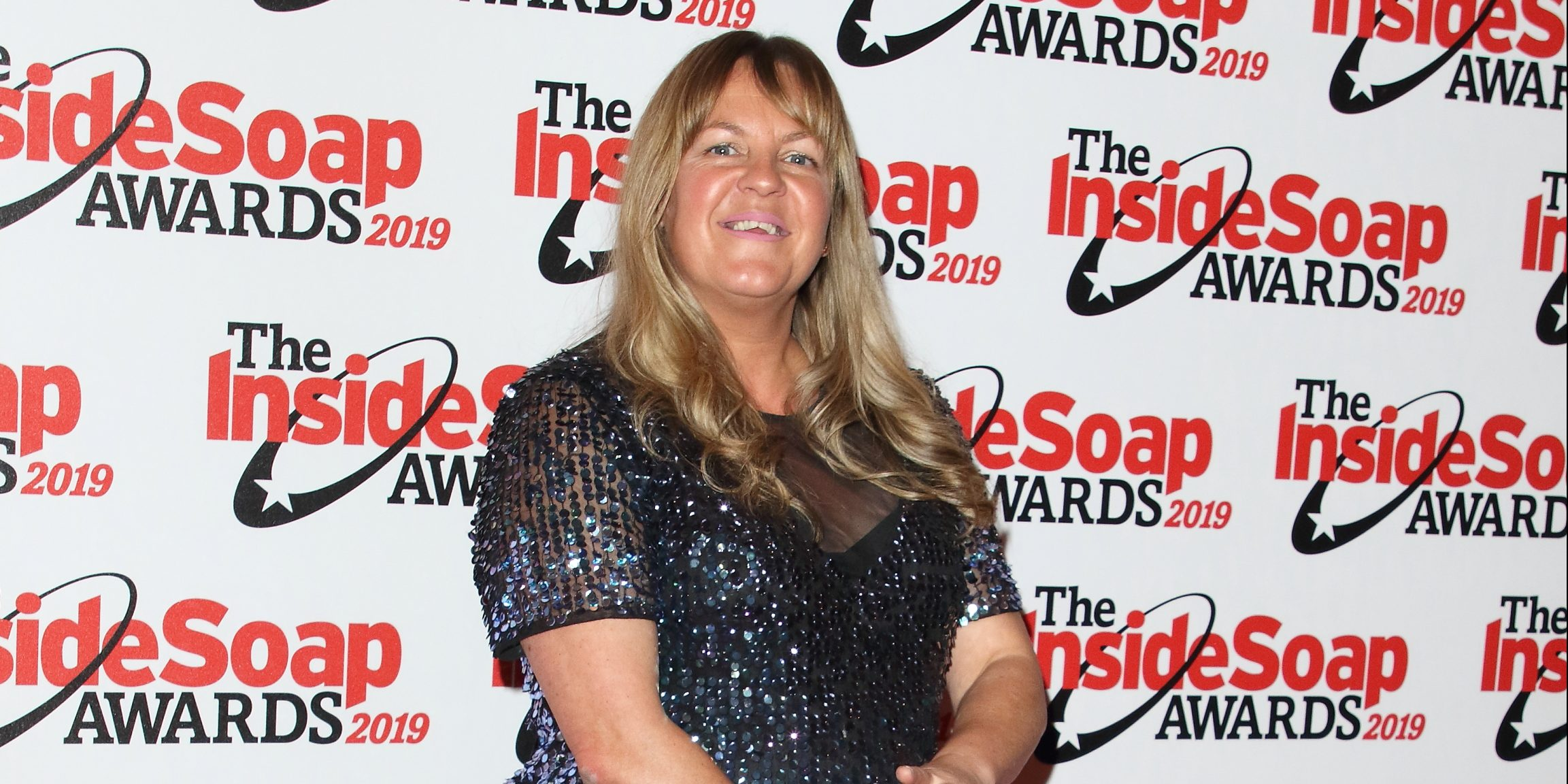 EastEnders' Lorraine Stanley enjoys night out with co-star Natalie Cassidy