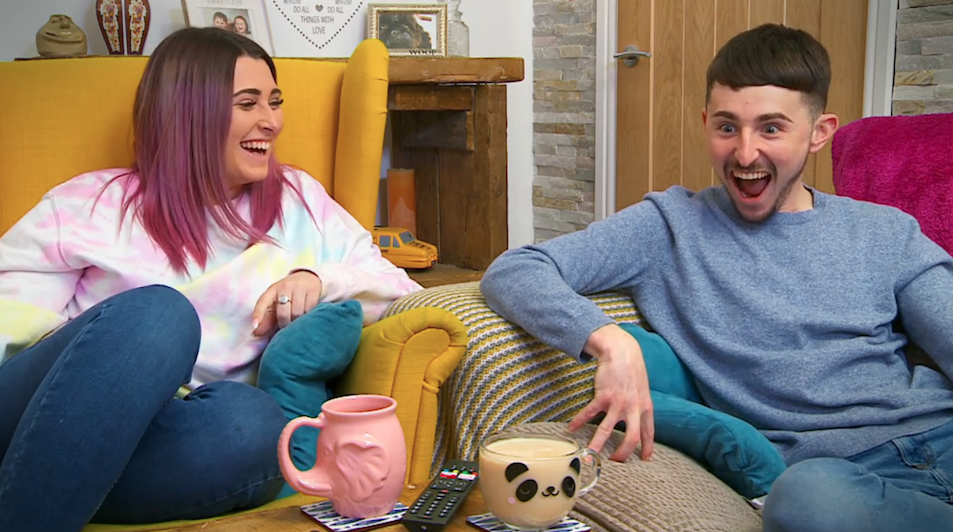 Gogglebox, families, family, cast, vote, best, funny, TV, Pete and Sophie