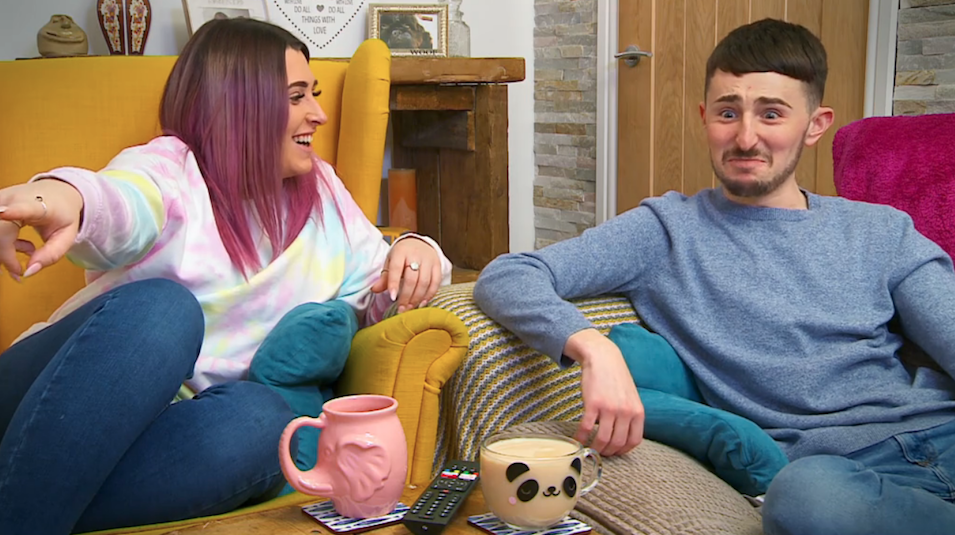 Gogglebox viewers split over whether they want to see more or less of Pete and Sophie Sandiford