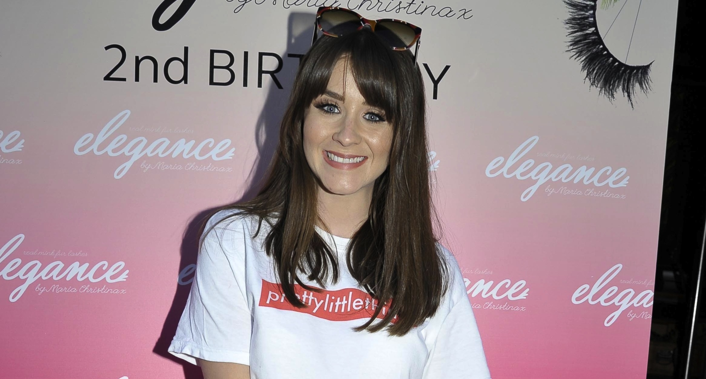 Coronation Street star Brooke Vincent posts emotional tribute to the midwife who delivered her baby