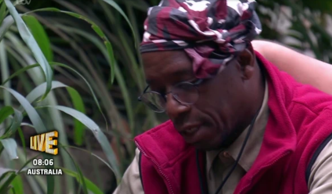 I'm A Celebrity: Viewers puzzled as Ian Wright's swearing is bleeped out on live show