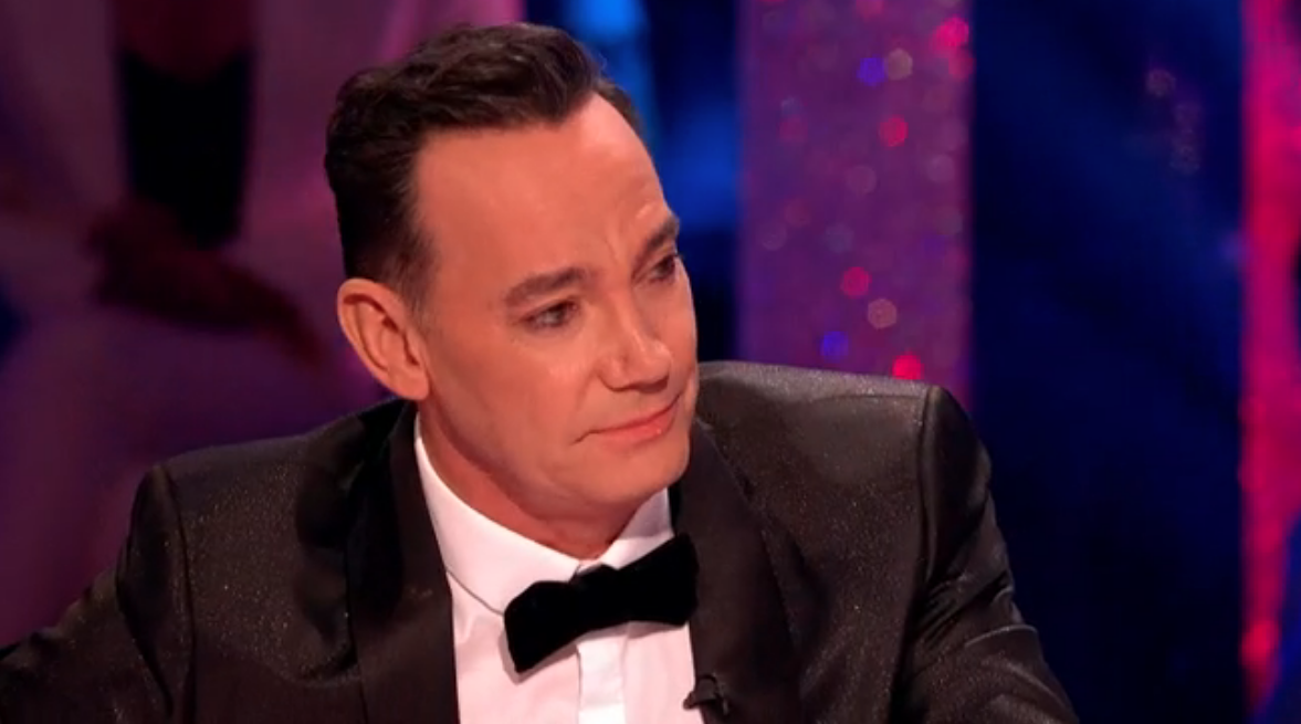 Craig Revel Horwood signs up to stay with Strictly Come Dancing for another year