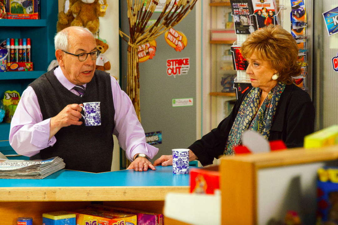 Norris Cole returning to Coronation Street again as Rita left to die alone
