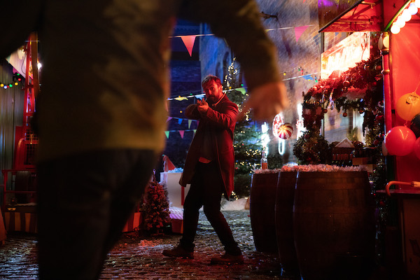 Coronation Street releases explosive Christmas trailer which teases armed siege