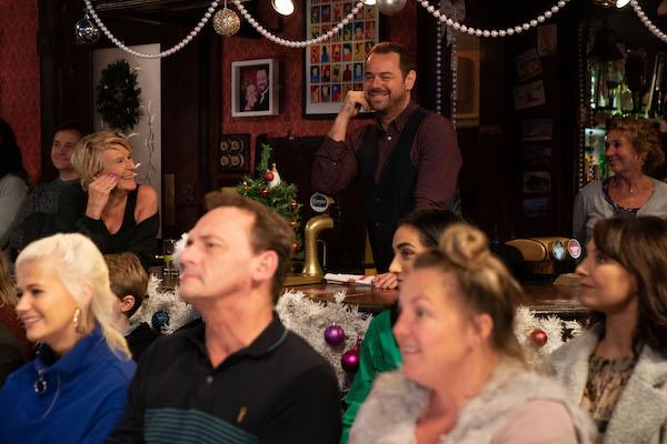EastEnders SPOILERS: Mick stages alternative nativity