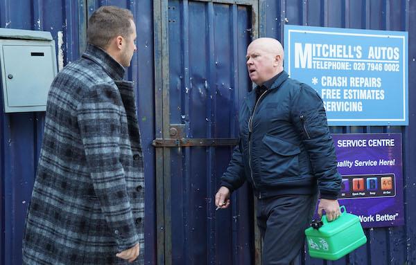 EastEnders SPOILERS: Phil plans to shoot Jack