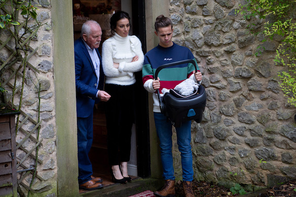 Emmerdale SPOILERS: David receives the baby's paternity results