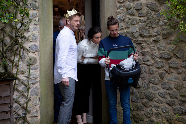Emmerdale SPOILERS: David's surprise reaction when Maya dumps her baby