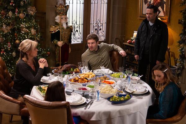 Emmerdale SPOILERS: Graham reveals the truth over Christmas dinner