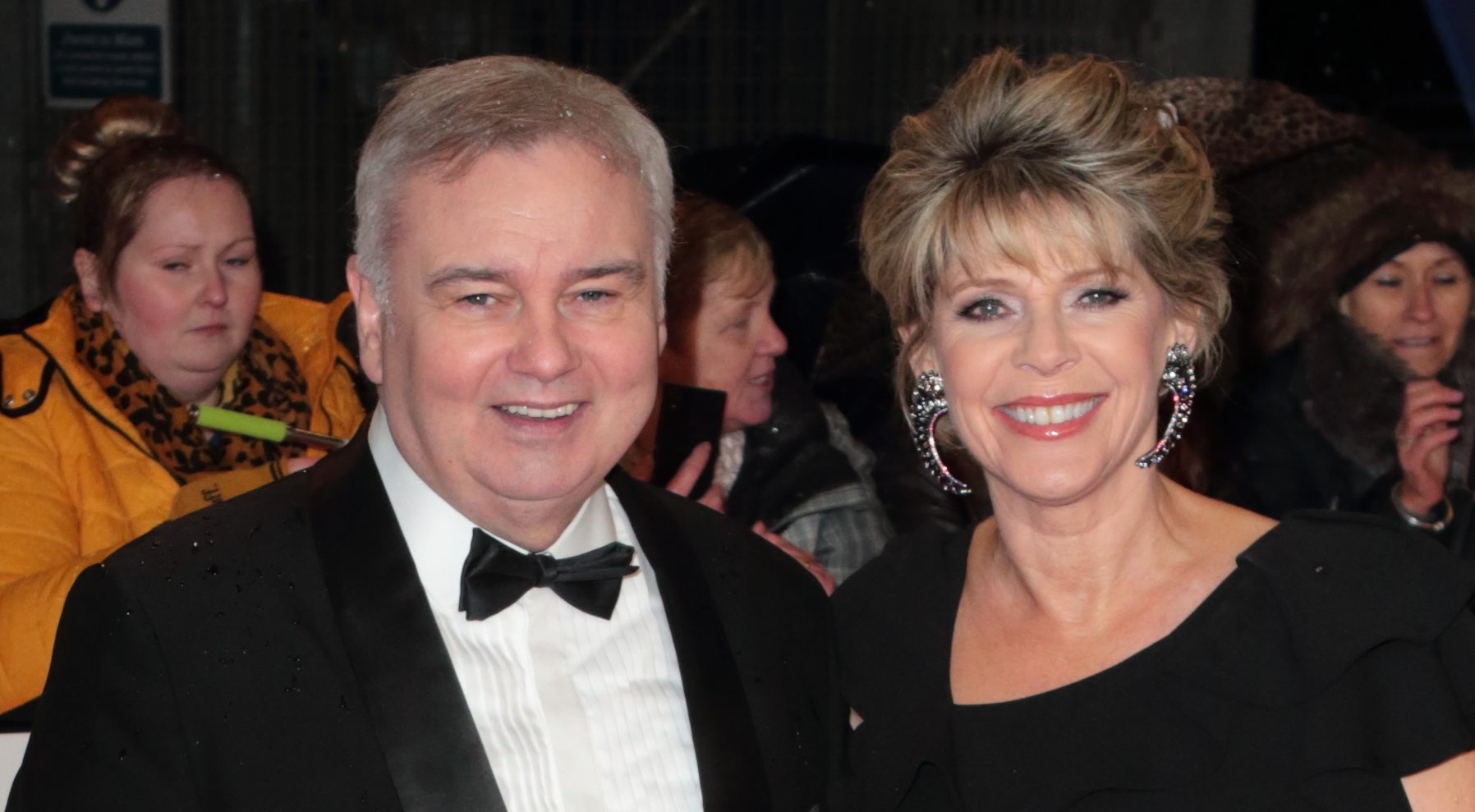 Piers Morgan apologises to Ruth Langsford for missing Eamonn Holmes' 60th birthday party