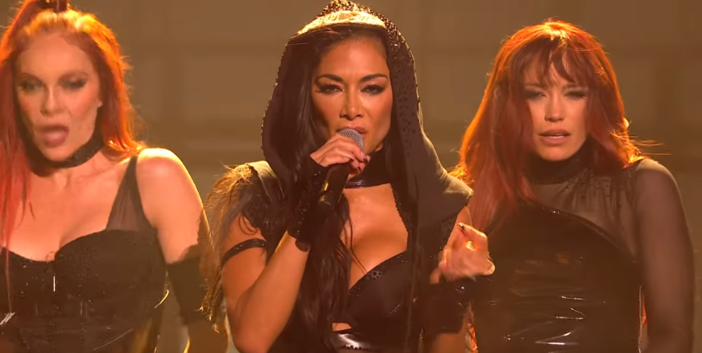 Nicole Scherzinger responds to criticism over racy X Factor performance after Ofcom complaints