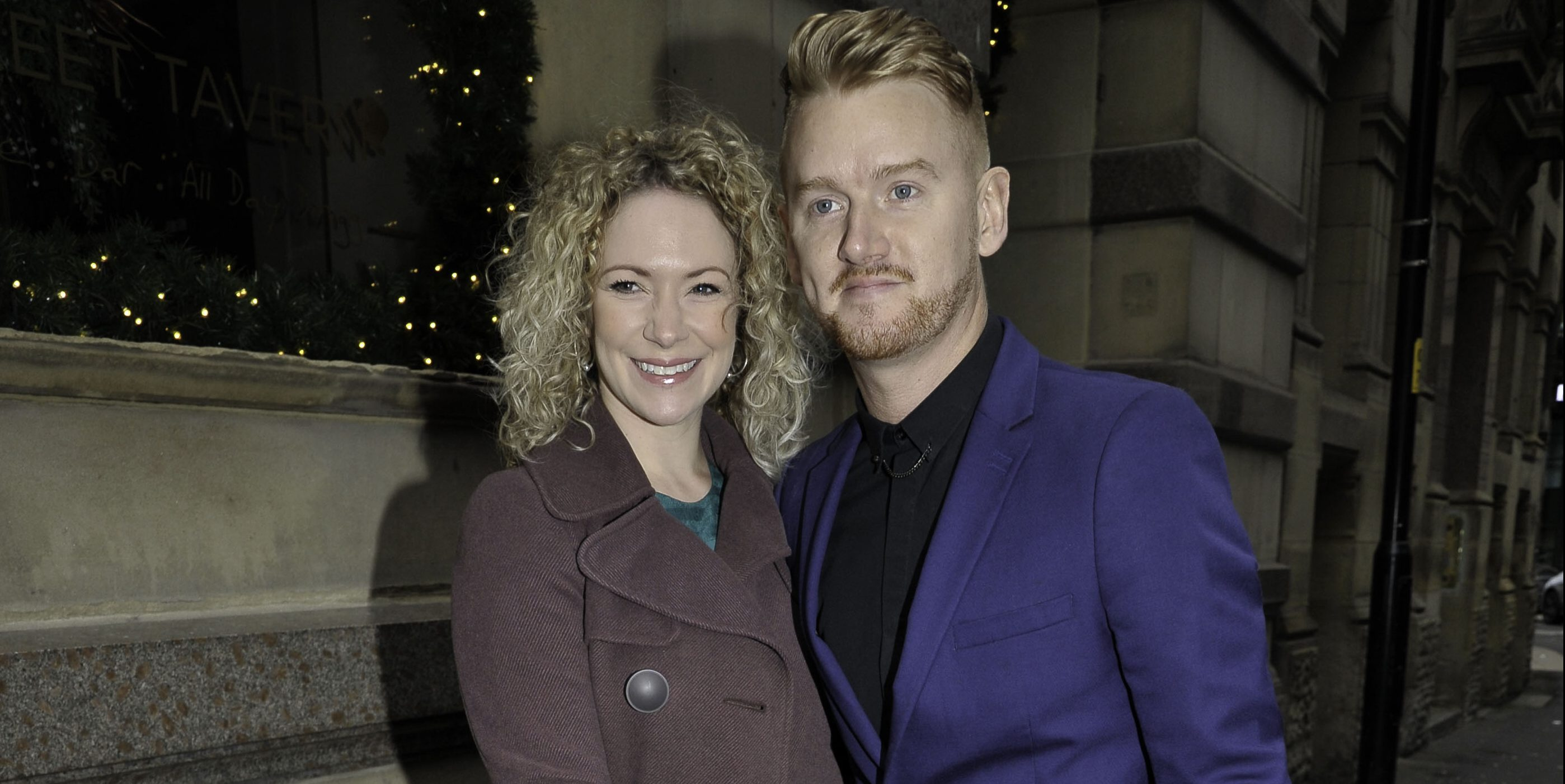 Coronation Street's Mikey North reveals wife 'tried it on' with him while in labour!