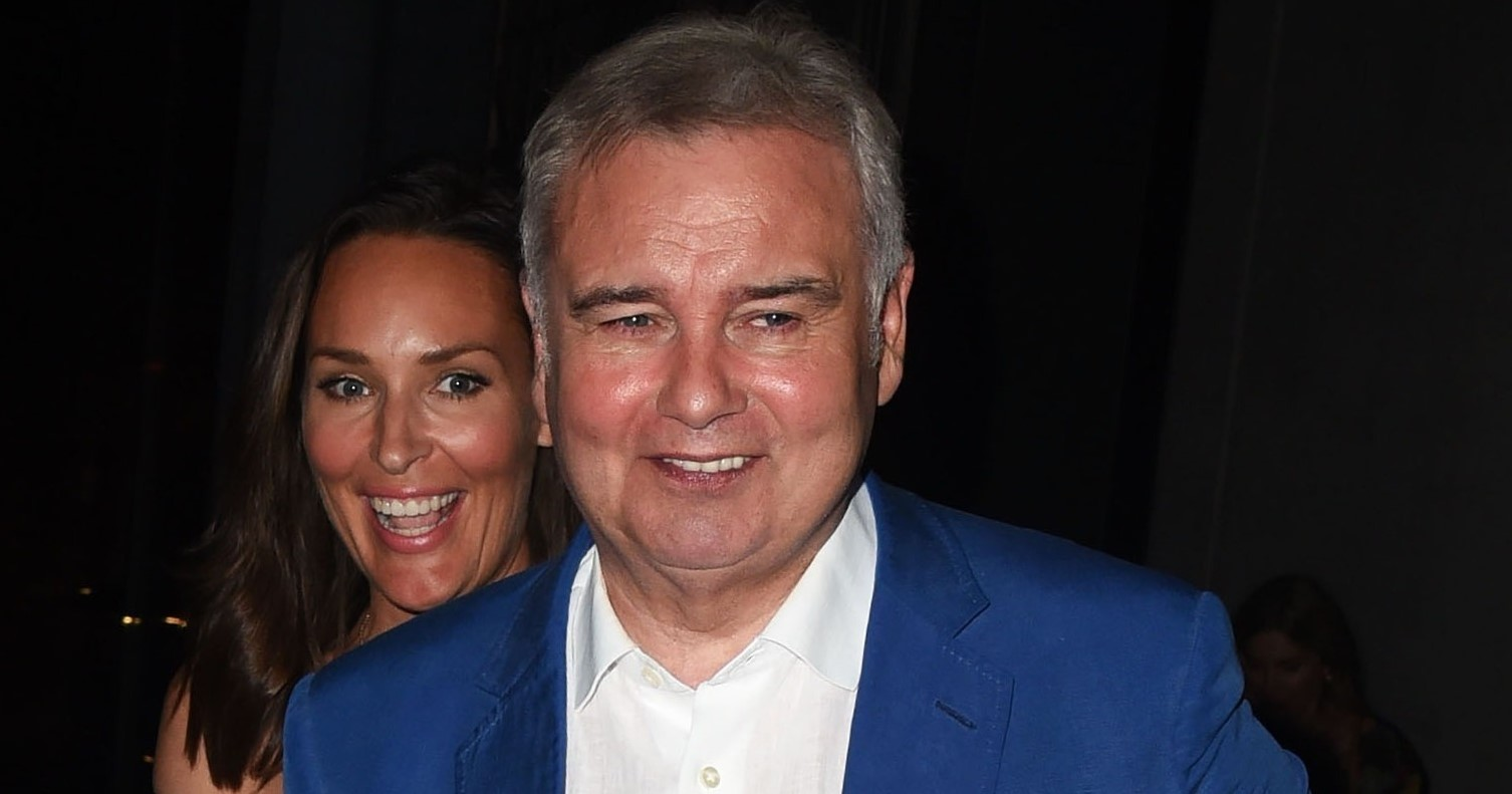 Eamonn Holmes shares touching photos with son as he celebrates his 60th birthday