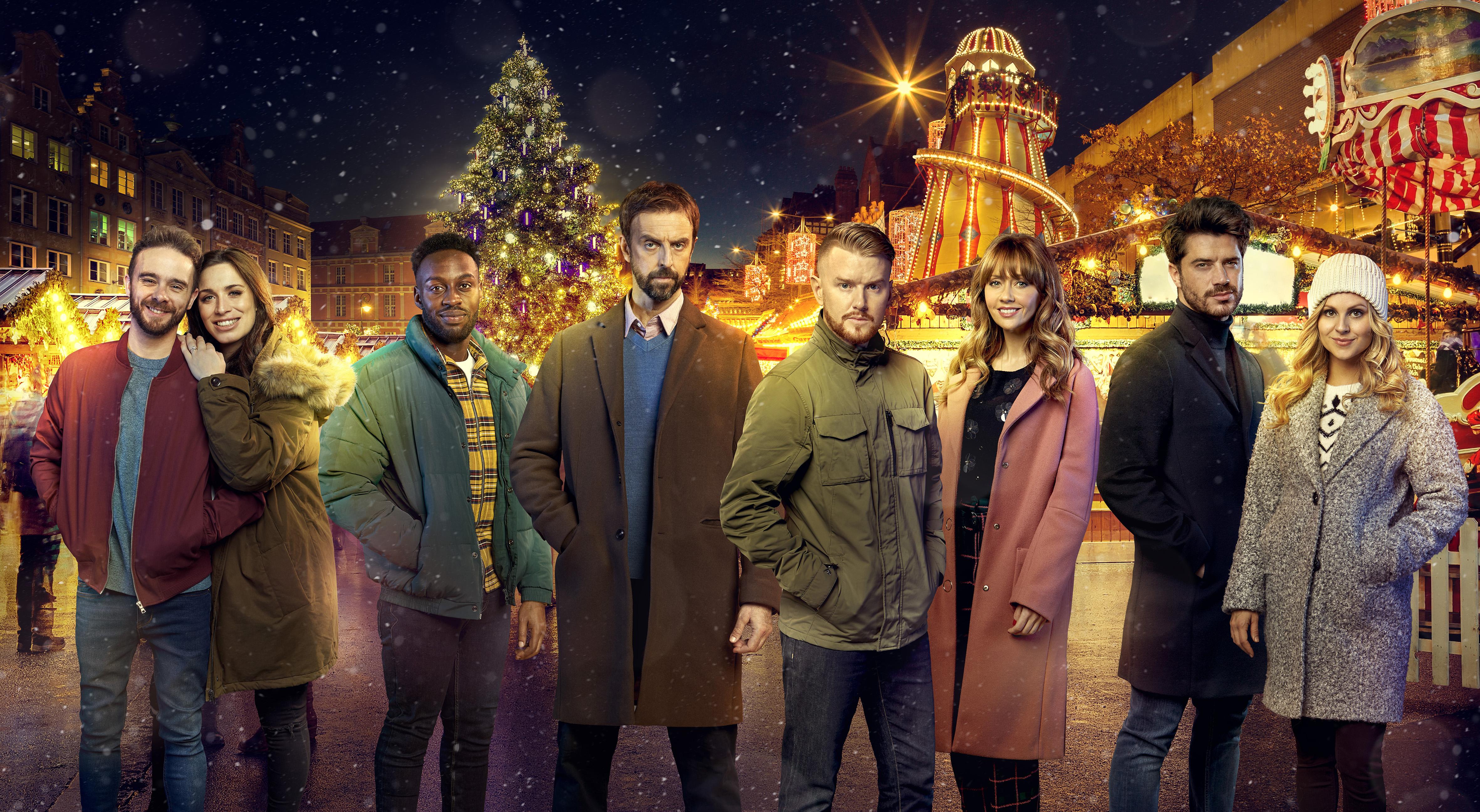 Coronation Street reveals new trailer ahead of Christmas