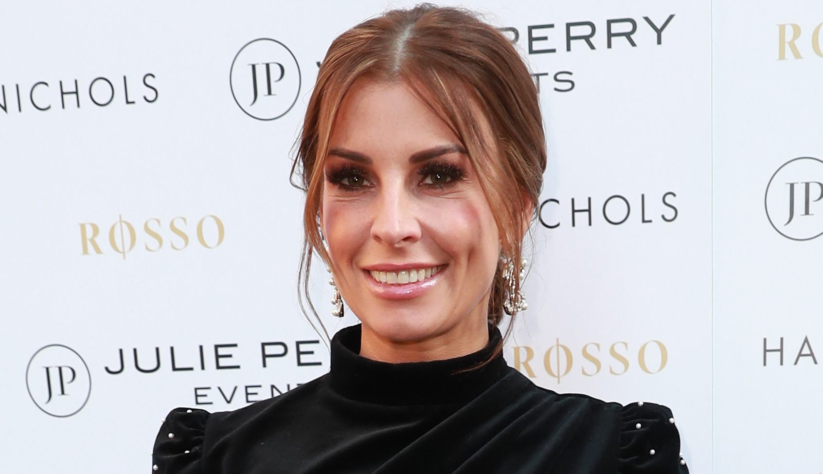 Beaming Coleen Rooney shares cute snaps from festive day out with son Cass