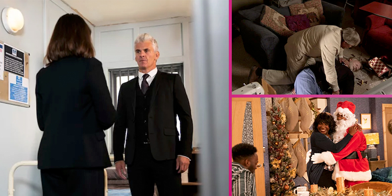 FIRST LOOK: A dramatic lead up to Christmas in Coronation Street in 10 pictures