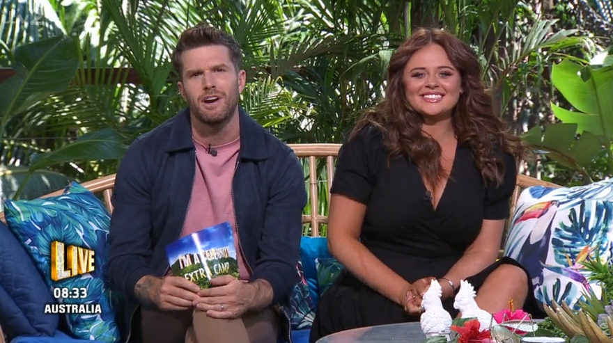 Joel Dommett can't believe Extra Camp wasn't axed sooner