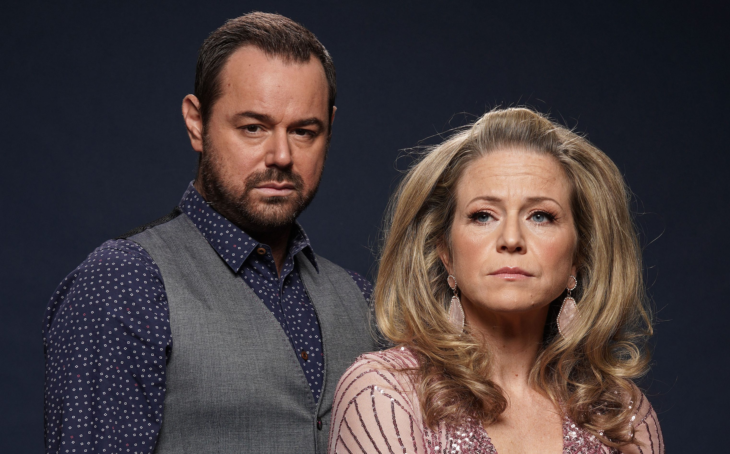 EastEnders boss confirms split for Mick and Linda Carter